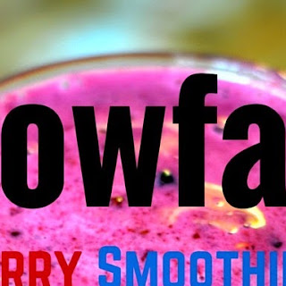 Lowfat Forest Berry Smoothie