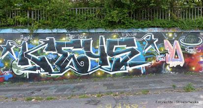 Photo: KEYS GFS GANIX KUX85 AWEK ROWD  FORT