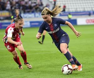 Davinia Vanmechelen complète le contingent belge en huitièmes de finale de Ligue des Champions