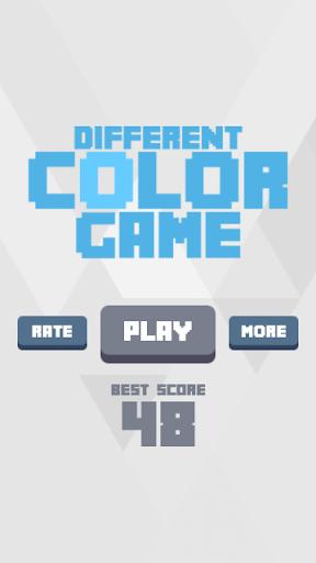 カラー検索ゲーム