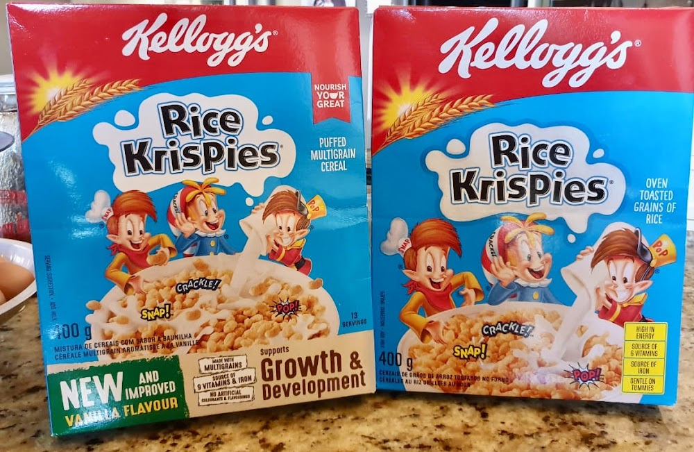 Snap crackle flop the new rice krispies is a cereal offender the new rice krispies is a cereal offender ccuart Images