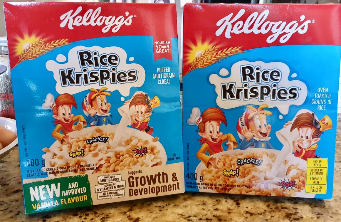 Snap Crackle Flop The New Rice Krispies Is A Cereal Offender