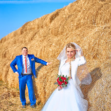 Wedding photographer Denis Prokhodcev (trilobyte). Photo of 28.01.2016