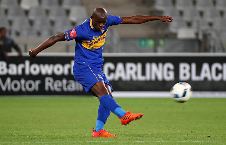 Cape Town City head coach Benni McCarthy says defender Kwanda Mngonyama is a right replacement for outgoing captain and centreback Robyn Johannes.