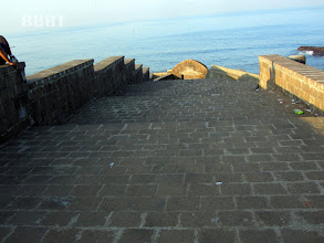 Photo: 2010-Fort steps
