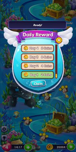 Bubble Blast : Fish Rescue screenshot 7