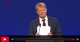 Reiner Hoffmann, Bild aus Video.