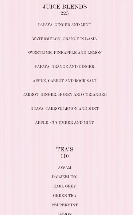 Life Caffe menu 16