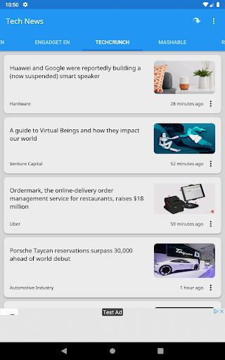 Tech News 1.9.1 Screenshots 19