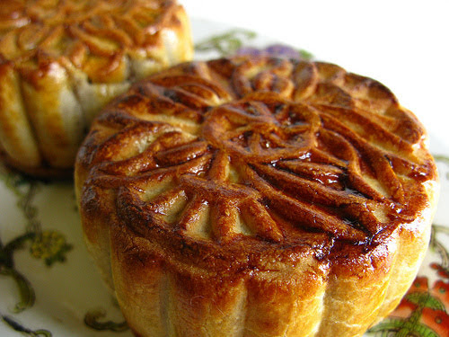 mooncake, recipe, make mooncake