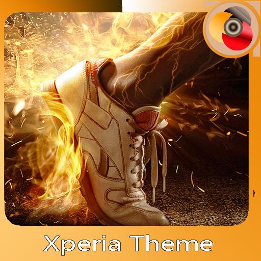 run | Xperia™ Theme