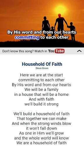 SDA Lyrics Plus 4.7 screenshots 2