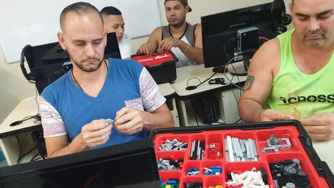PRIVADOS DE LIBERTAD DESARROLLARÁN PROYECTOS  DE ROBÓTICA EN CAI DE SAN CARLOS