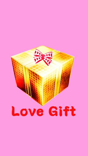 amour cadeau  captures d'écran 2