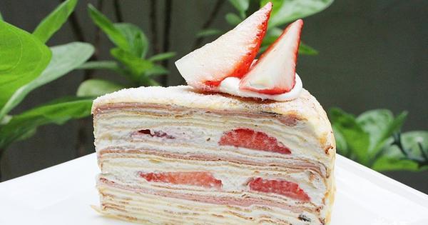 生活在他方 elsewhere cafe~草莓、抹茶千層,還有主廚特製無菜單早午餐