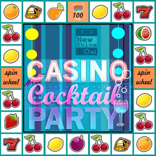 slot machine cocktail party