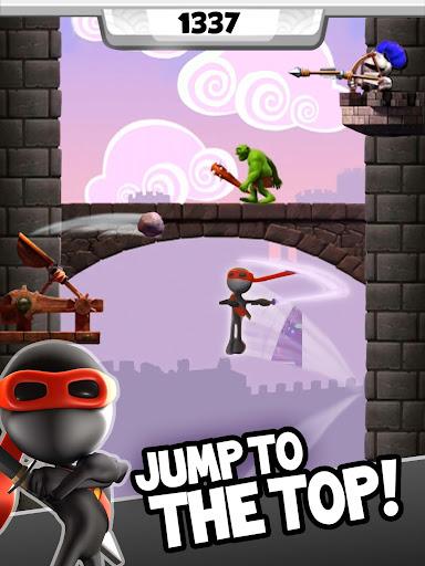 NinJump DLX: Endless Ninja Fun screenshot 8