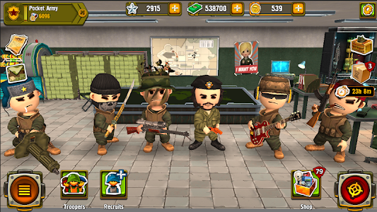 Pocket Troops 1.24.3