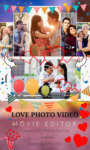 遊戲必備免費app推薦|Love Video Maker with Music線上免付費app下載|3C達人阿輝的APP