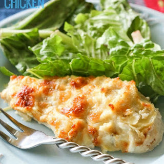 Artichoke Chicken.