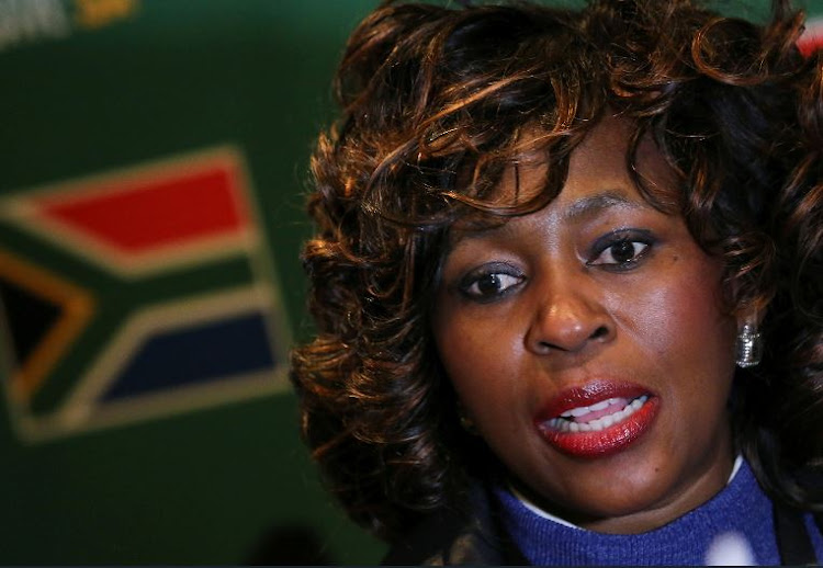 Makhosi Khoza. File photo.