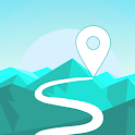 GPX Viewer - Tracks, Routes & Waypoints icon