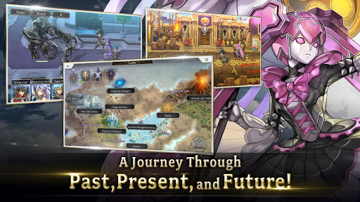 ANOTHER EDEN The Cat Beyond Time and Space 2.2.900 screenshots 3