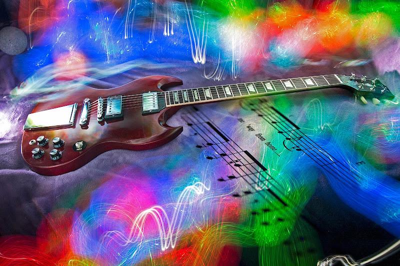 Guitar di Matteo Pasotti