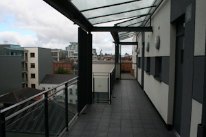 2 bedroom penthouse apartment on Usher's Quay