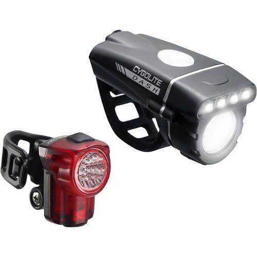CygoLite Dash 520 Headlight and Hotshot Micro 30 Taillight Set