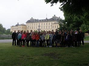Photo: 2. den - Královský letní zámek - uvítání v hlavním městě Švédska (Drottningholm, Stockholm)