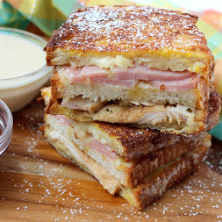 The Best-Ever Monte Cristo Sandwich with Mornay