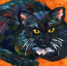 Photo: Halloween Black Cat