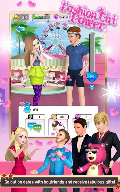 Fashion Girl Power screenshot 5