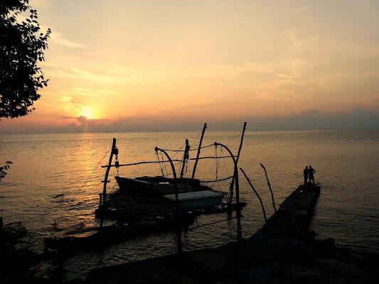 Ultimo tramonto d'estate. di Shining