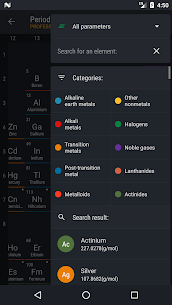Periodic Table 2020 PRO – Chemistry 7