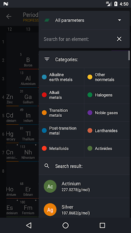 Periodic table 2018 pro 0144 android apk free download apkturbo periodic table 2018 pro screenshot urtaz Gallery