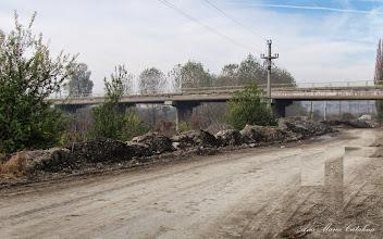Photo: 2010.11.02 - Pod peste raul Aries si Str. Funicularului