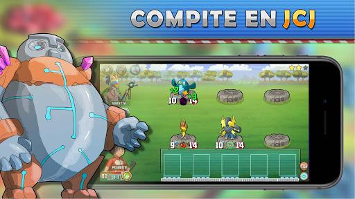 Monster Battles: TCG  trampa 4