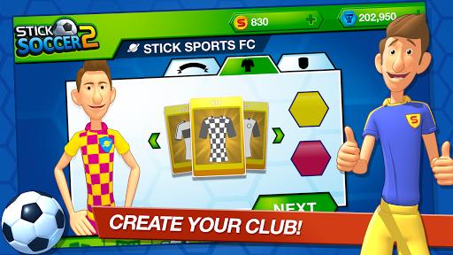 Stick Soccer 2 1.2.1 de.gamequotes.net 5