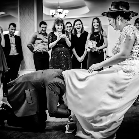 Wedding photographer Andrei Dumitrache (andreidumitrache). Photo of 17.03.2018