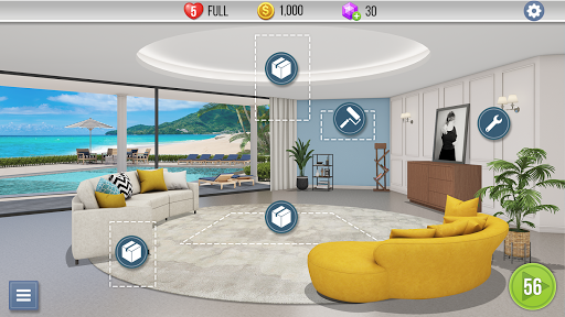 Home Makeover : My Perfect House screenshots 6