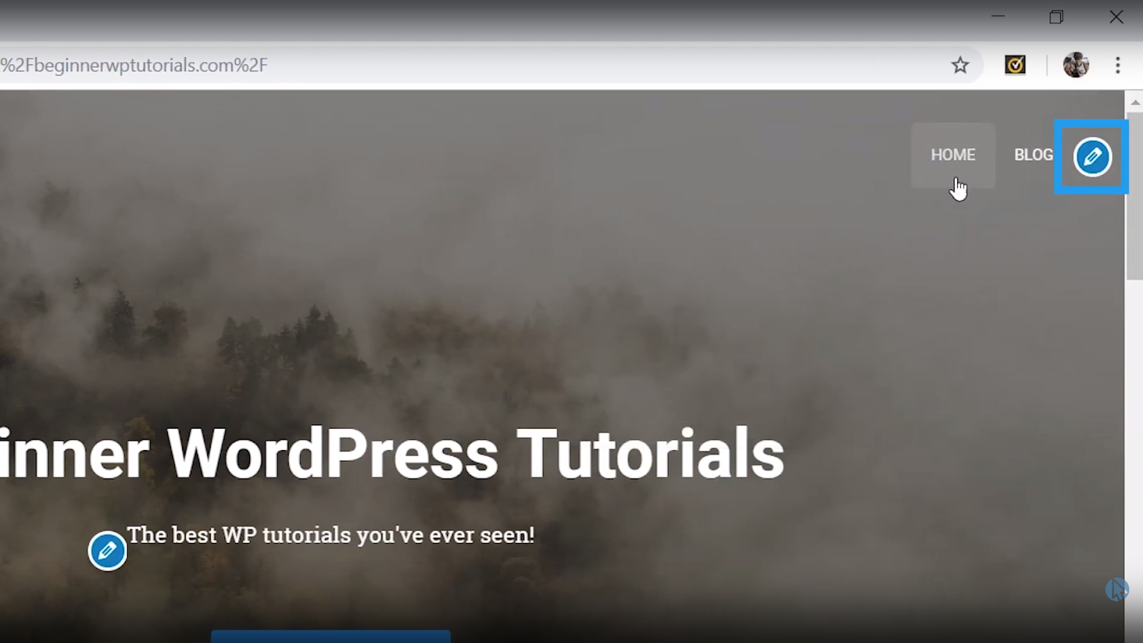 add menu option wordpress tutorial for beginners