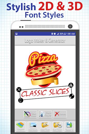 Logo Maker - Logo Creator, Generator & Designer 1.0.1 screenshots 3