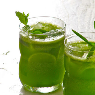 Limonana—Refreshing Mint Lemonade.