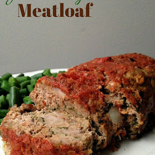 Summer Vegetable Meatloaf