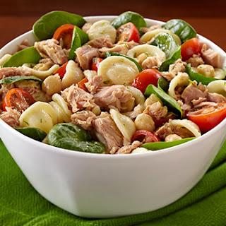 Tuna Pasta Salad Without Mayonnaise Recipes.