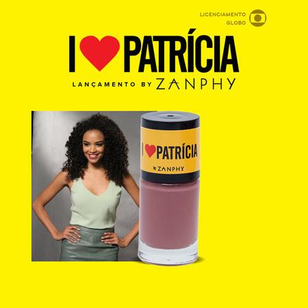 O esmalte nude de Patrícia - Lucy Ramos