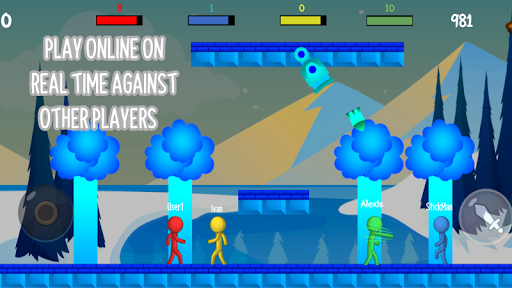 Stick Man Game  screenshots 1