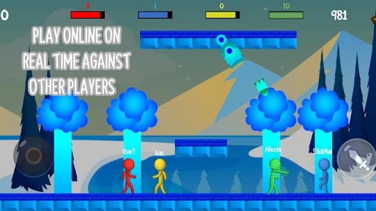 Stick Man Game 1